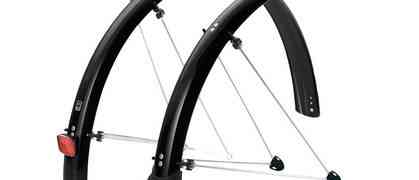 Fitting SKS road mudguards to the Boardman Hybrid Pro.
