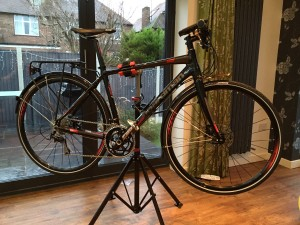 My bike for LeJog 2015